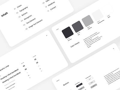 UI Style Guide insight ui styleguide branding ui styleguide uidesign interface ui design design