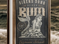 Sirens Song Silver Rum