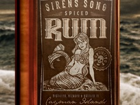 Sirens Song Spiced Rum