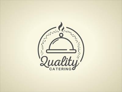 Qualiy Catering Brand identity