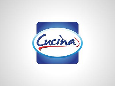 Cucina Logo Design brand identity logo design