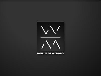 Wild Magma Logo Design