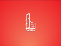 Balham Glass Logo