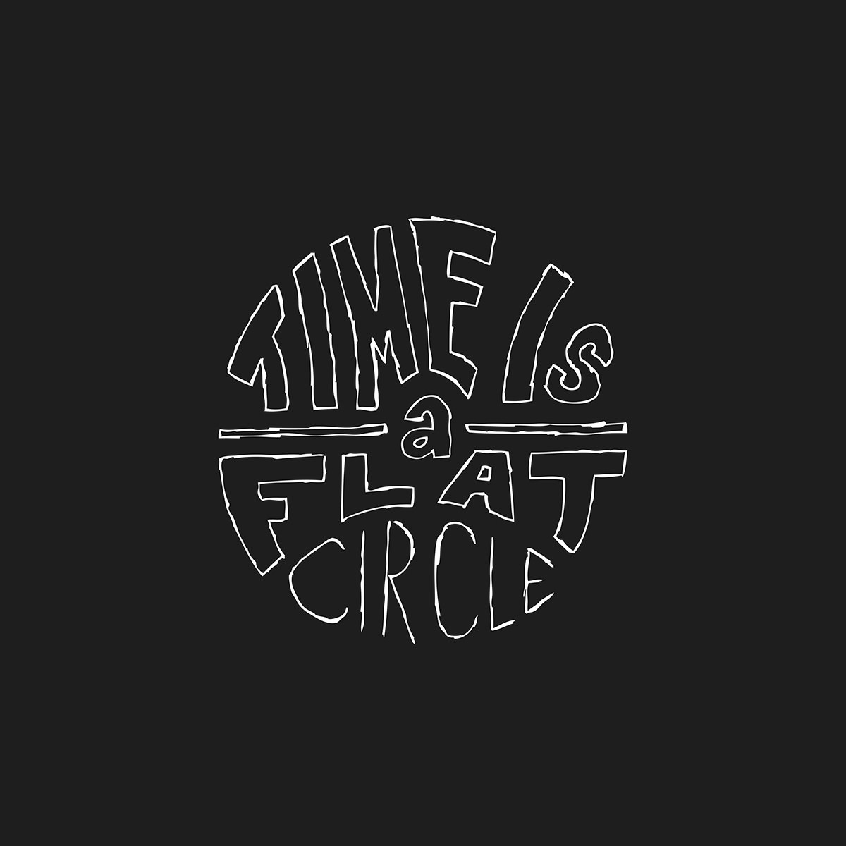 Timeisaflatcircle2