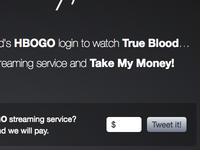 Take My Money, HBO!
