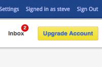 Inbox & Upgrade