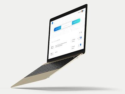 Meetings (Home Screen) visual design product design ui design