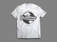 Questions T-shirt Mockup