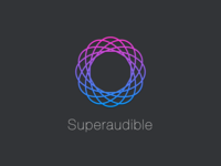 Superaudible Logo