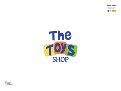 Day 49 | Toy Store. logotype daily logo design daily logo toy store logo toy store toys toy brand design design brand dlc dailylogo daily logo challenge logo design logodesign logo dailylogochallenge