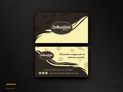 La Cioccolateria del Corso, Mockup. logo inspiration brand identity design chocolate logo chocolate logos mockup brand identity branding brand design design logo design brand logodesign logo