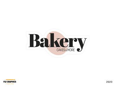 Bakery, cakes&more | Logo. dailylogo bakery logo cake logo cakes cake bakery logos logotype brand identity branding brand design design logo design brand logodesign logo