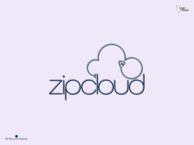 Cloud computing logo | Day 14.