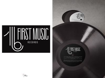 Record Label, Mockup.