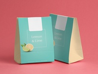 Lemon & Lime Bag