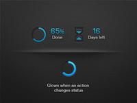 Progress Widgets