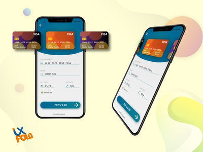 Day 2 of the Daily UI Challege Check Out Page uxfold payment challenge dailyui app web website ux ui illustrator illustration design