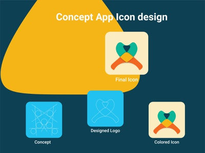 Day 5 of the Daily UI Challenge App Icon. app icon app design logo app design ui ux dailyui illustrator