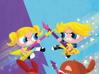Powerpuff girls 8 cover