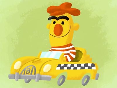 Bert's Adventure