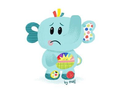 Playskool Elephant