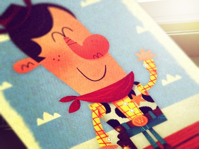 Sheriff Woody toy story pixar disney cartoon western cowboy illustration animation
