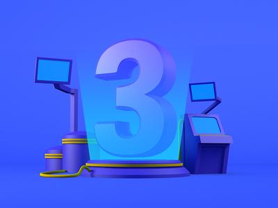 ..3..