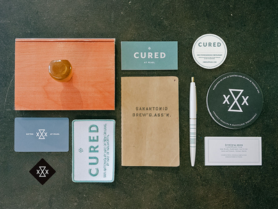 Cured Identity Package