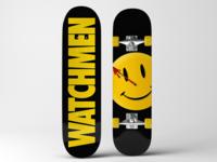 Watchman Skateboard Deck