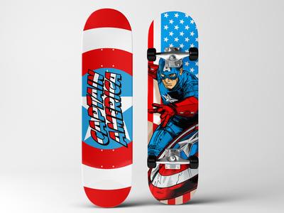 Captain America Deck