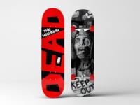 Walking Dead Deck