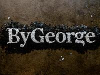 ByGeorge Print Ad