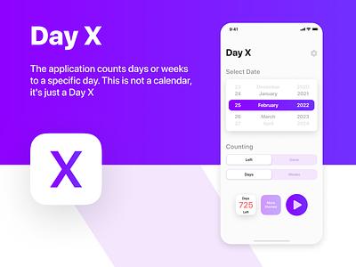 Day X mobile app ux  ui ui design ui ios app design ios