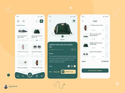 Retail Shop App UI UX ] ios shop app app ui ux e-commerce app design e-commerce mobile app e-commerce shop app ecommerce app retail company app retail product app retail shop app