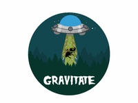 Gravitate Apparel Logo