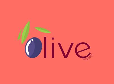 Olive Versatile Logo