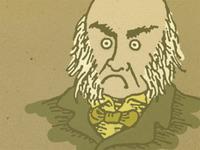 John Quincy Adams by Roxy