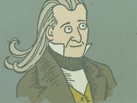 James K. Polk by Roxy