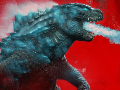 Godzilla monster kaiju gojira godzilla