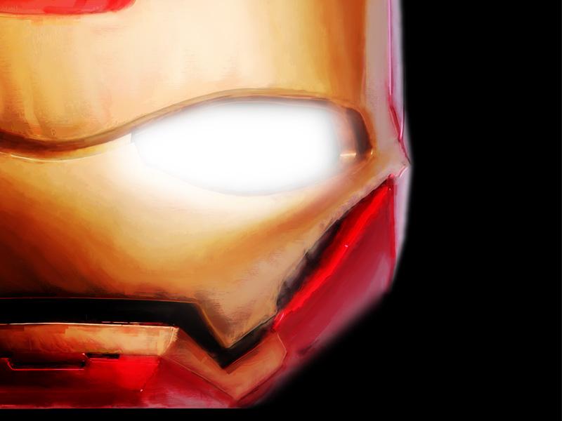 Iron man 04 dribbble