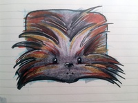 Chewbacca Doodle