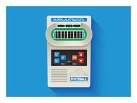 Mattel Electronics Football