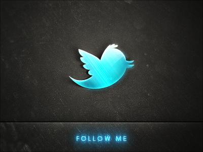 Twitter. design twitter tjaydesign follow icon social blog tweet blue bird