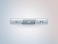 Dribbble Navigation Bar.
