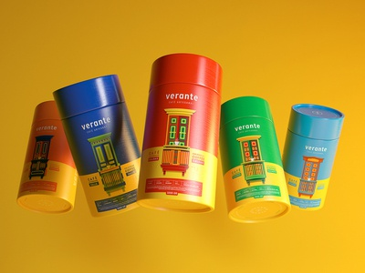 Verante: Visual identity for packaging