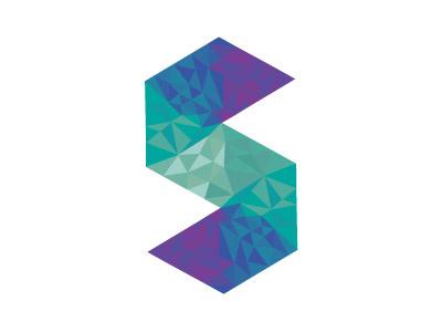 Revamped Logo! logo geometric s
