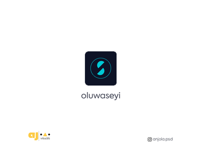 Oluwaseyi - Icon display icon logo design logo design branding