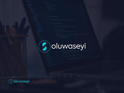Oluwaseyi - logo design vector icon illustration design logo branding
