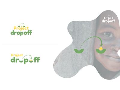 Project dropoff - Brand identity illustration logo branding