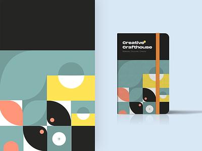 Pattern design and Application brand design adobe photoshop pattern design pattern art journal minimal brand identity typography illustration photoshop logo design logo design branding